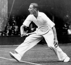 eof tennis- Fred Perry 1933