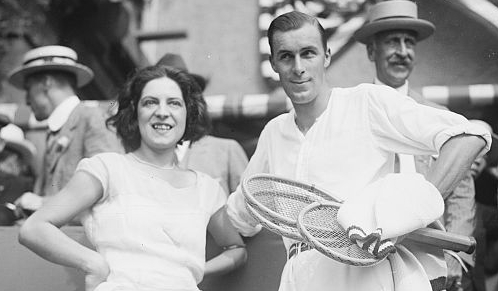eof tennis- Suzanne_Lenglen_and_Bill_Tilden