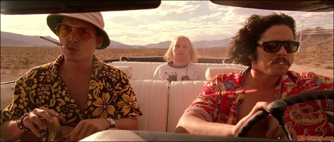 fear and loathing in las vegas totally rad