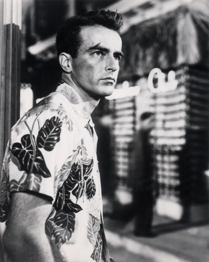 montgomery clift elevates