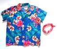 Vintage FOSTER Hawaiian Shirt