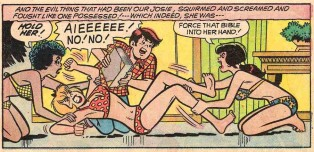 Teen witch Josie Archie
