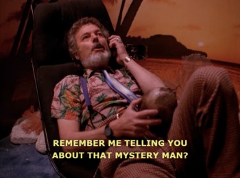that mystery man can be you - russ tamblyn for sure
