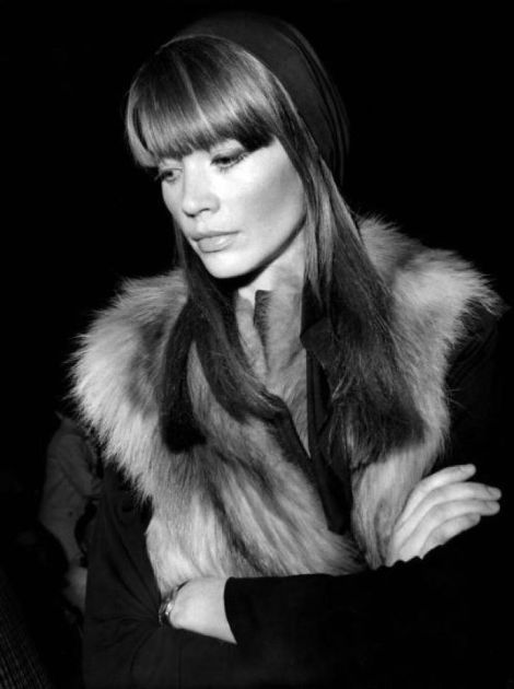 the Great Francoise Hardy