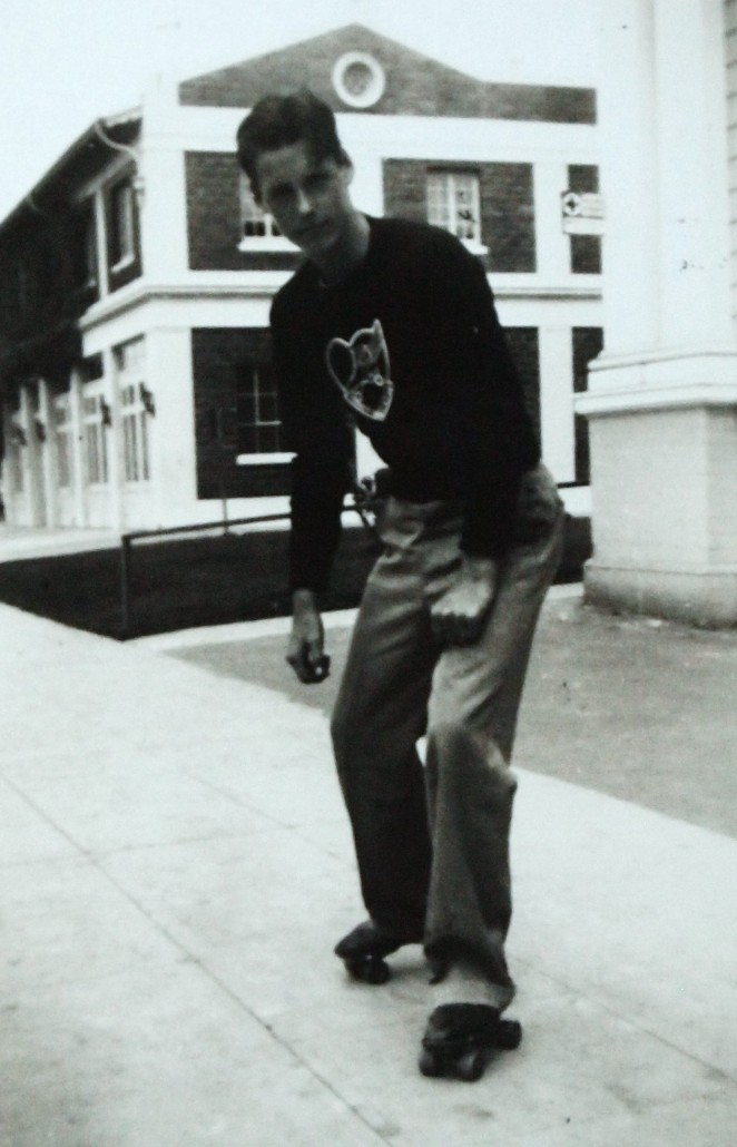 The Original Roller Skater