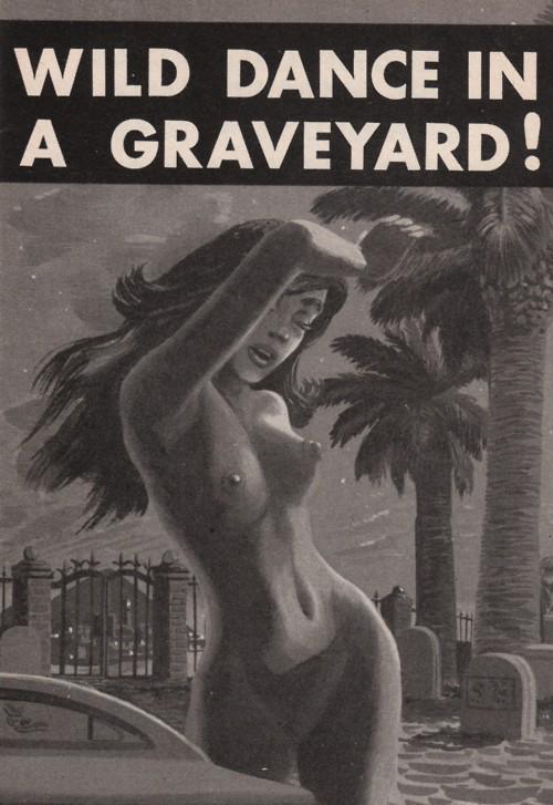 Wild Dance in a Graveyard
