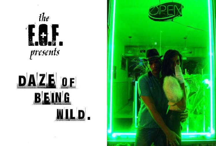 DAZE OF BEING WILD 1