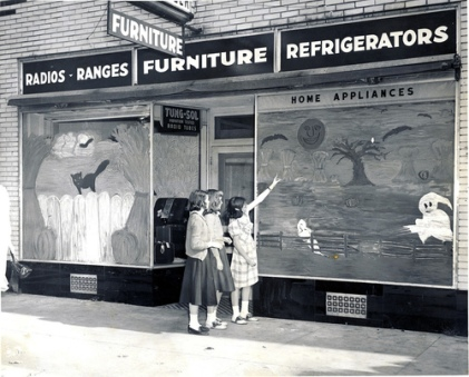 EOF- Reisertown Maryland 1950