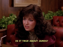 EOF SWEATER GIRLS- Is It True About James