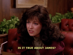 EOF SWEATER GIRLS- Is It True About James