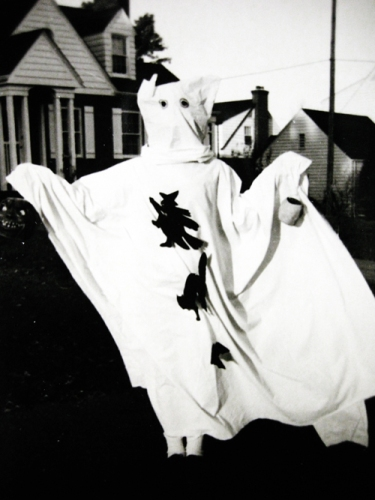eof- the weird little ghost