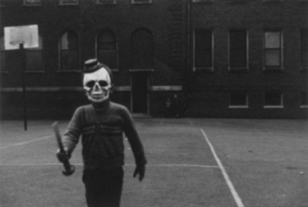 Halloween, South Side 1951 Chicago Yasuhiro Ishimoto