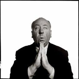 Ham it Up Hitchcock- Praying with Richard Avedon