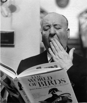 Ham it Up Hitchcock- Reading