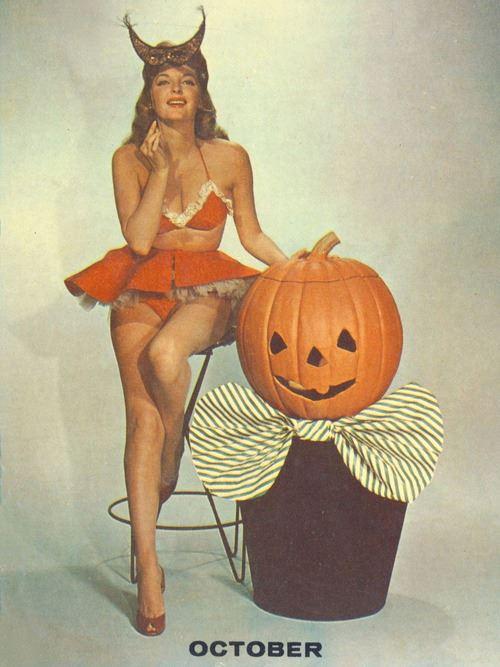 Julie London halloween
