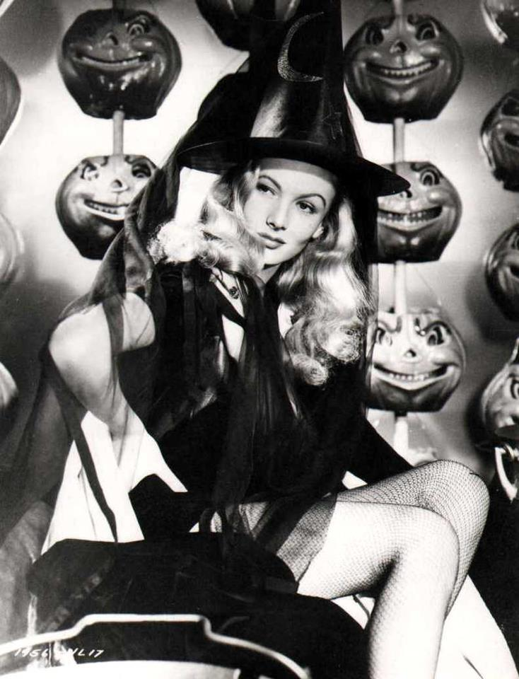 Veronica Lake Witch