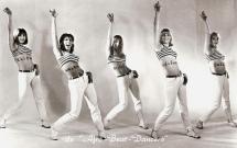 1960s dance ladies
