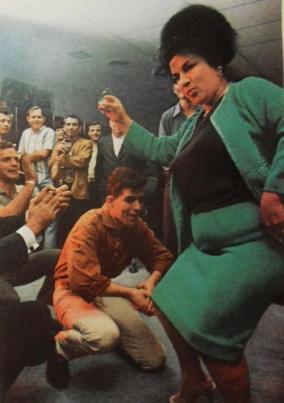 1960s dance party eof