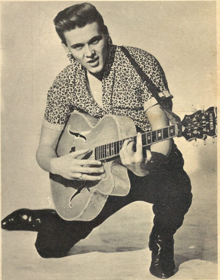 "Music Minute: Billy Fury – ""A Wondrous Place"" (1960 ..."
