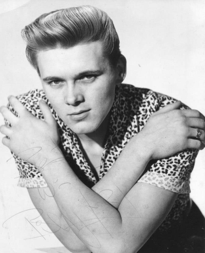 """Music Minute: Billy Fury – """"A Wondrous Place"""" (1960 Recording)"""