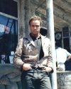 Marlon Brando's Snake Skin Jacket