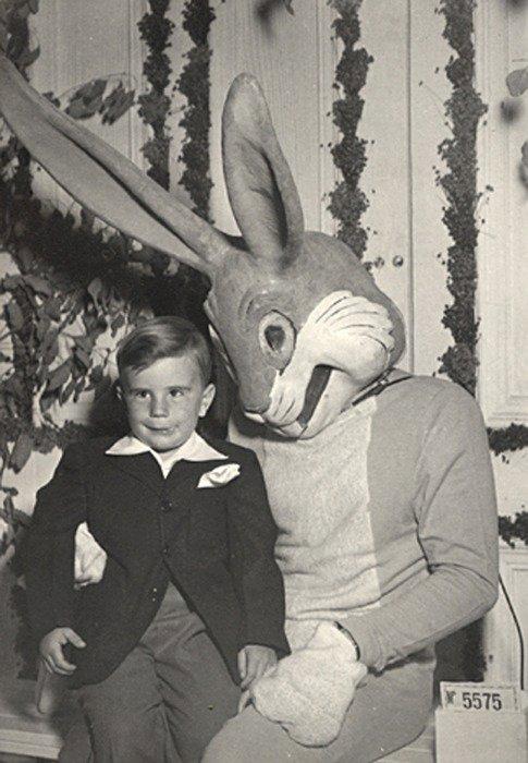 Mask Bunny Costume