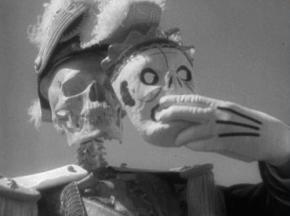 mask darker than u think halloween skeleton