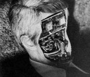Mask for Robot Boy