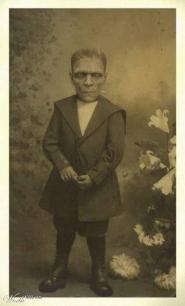 Mask Frankenstein Boy
