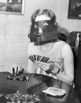 mask PokerFace