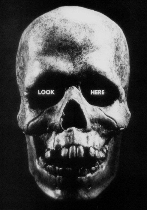 mask The Eye of Faith Skull