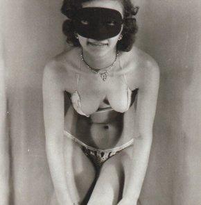 mask vintage 1950 shy shamed secret shadowed hidden