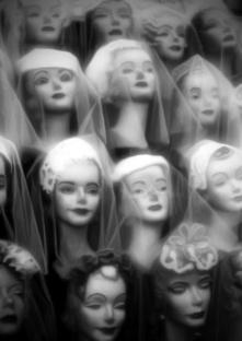 mask women busts
