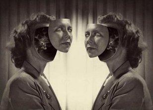mask Women Eye of Faith