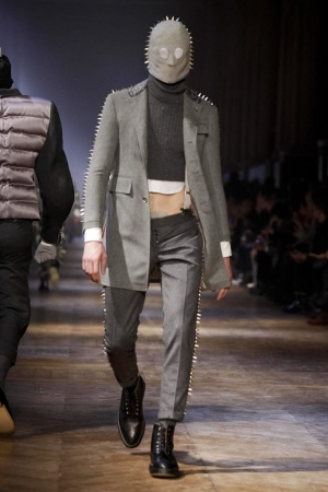 Thom Browne, Menswear, Paris, Menswear, Fall Winter, 2012