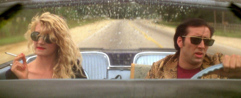 Nic Cage and Laura Dern- Wild at Heart - EOF