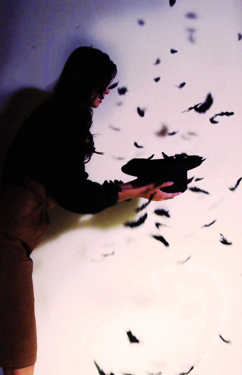 The Eye of Faith - Birds of A Feather- Lydia
