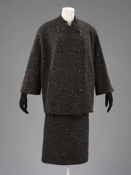 Balenciaga  Barrel Suit  1951