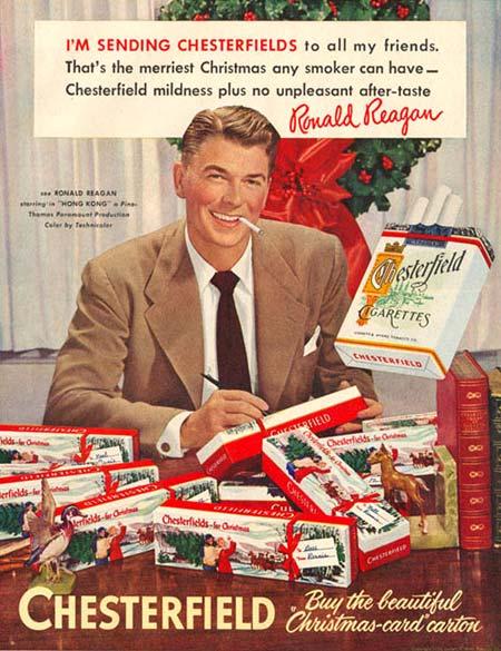 EOF Crazy Christmas- Chesterfield Xmas Ads