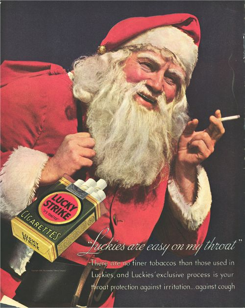 EOF Crazy Christmas - Lucky Strike Xmas