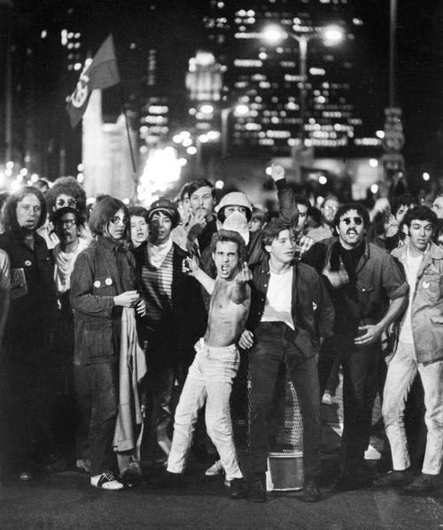 EOF- Make Love Not War 1960s War Protesters