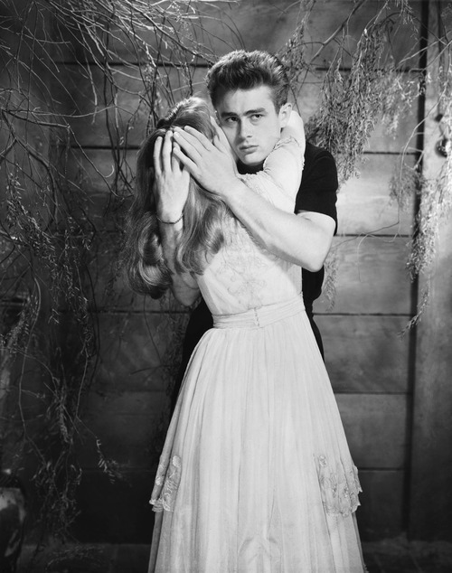 EOF - The Silent Stare of James Dean, East of Eden Studio Still, Publicity Photograph. Beauty and the Beast.