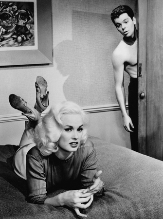 HighSchoolConfidential - Mamie Van Doren & Russ Tamblyn