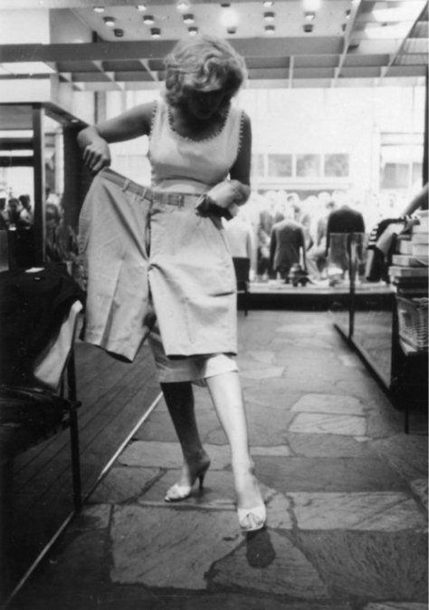 marilyn nyc sam shaw 1957