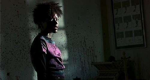 Naomie Harris Goes Psycho (28 Days Later)
