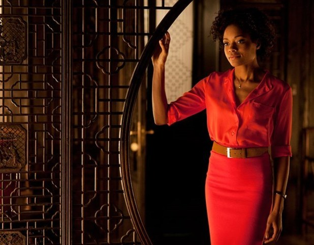 Naomie Harris is Dangerous Luxury