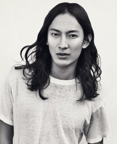 Portrait of Alexander Wang by Sebastian Kim (styleexaminer)