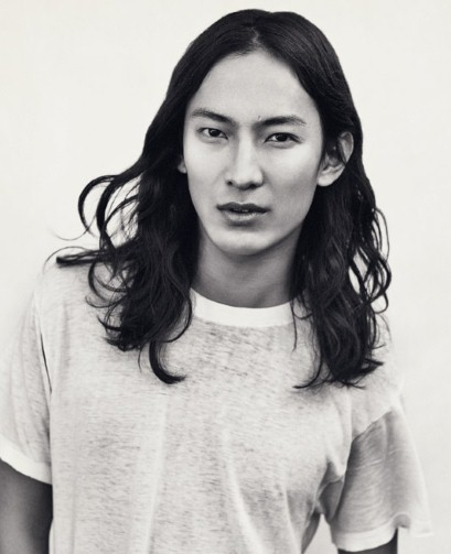 Portrait of Alexander Wang by Sebastian Kim (styleexaminer)