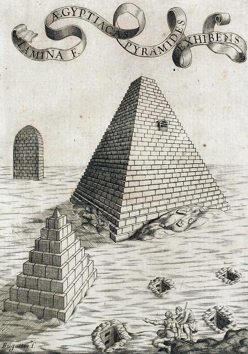 Pyramidically Speaking - EOF Snapshot of the Day