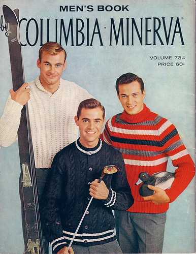 0aa30fc97c6568 ... Sweater Weather: How-To Vintage Mens' Knitwear Inspiration